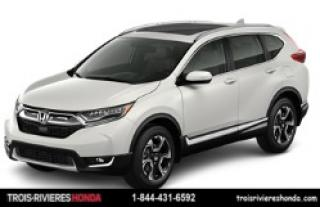 Used 2018 Honda CR-V Touring 4000$ DE RABAIS for sale in Trois-Rivières, QC