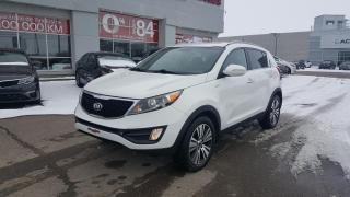 Used 2016 Kia Sportage EX 4 portes BA TI avec ensemble de luxe for sale in Alma, QC