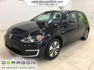 Used 2016 Volkswagen Golf e-Golf Ev Se Roues 16 for sale in Cowansville, QC
