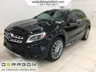 Used 2018 Mercedes-Benz GLA45 Gla 250 Awd Premium for sale in Cowansville, QC