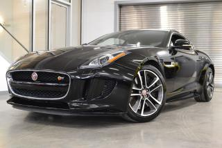 Used 2016 Jaguar F-Type AWD for sale in Laval, QC