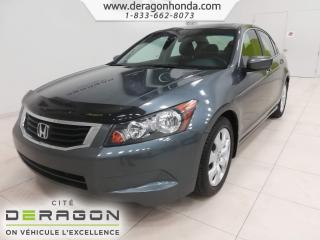 Used 2010 Honda Accord Ex-L+cuir+bas for sale in Cowansville, QC