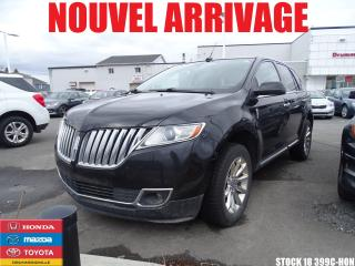 Used 2011 Lincoln MKX Awd+cuir+toit for sale in Drummondville, QC