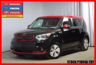 Used 2016 Kia Soul EV Luxury Edition for sale in Drummondville, QC
