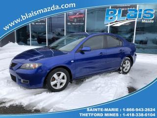 Used 2009 Mazda MAZDA3 GS for sale in Ste-Marie, QC