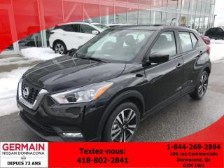 Used 2019 Nissan Kicks Sv- Cruise for sale in Donnacona, QC