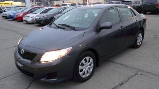Used 2010 Toyota Corolla CE 4 PTES MANUEL for sale in Rivière-Du-Loup, QC