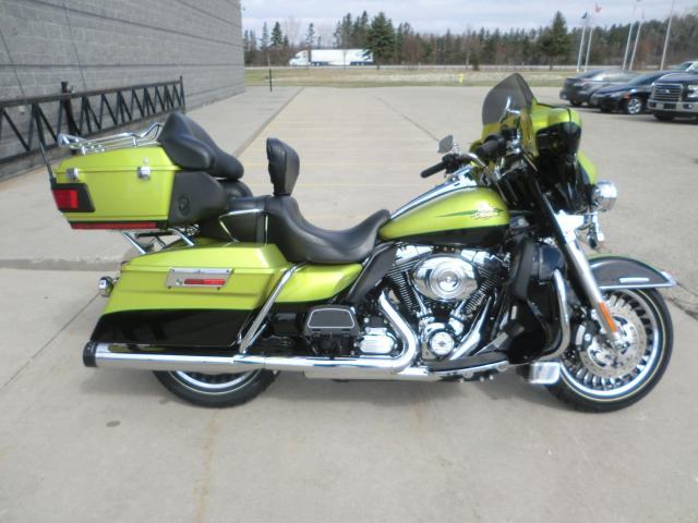 2011 Harley-Davidson FLHTK Electra Glide Ultra Limited ULTRA LTD