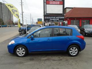Used 2008 Nissan Versa 1.8 SL / SHOWROOM / ALLOYS / LOW KM / CERTIFIED / for sale in Scarborough, ON