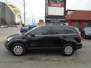 Used 2007 Honda CR-V EX-L / LEATHER / ROOF / SUPER CLEAN / NO ACCIDENT/ for sale in Scarborough, ON