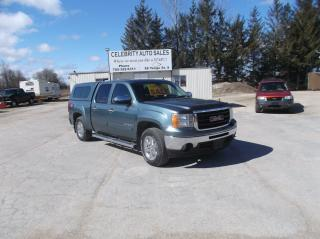 Used 2009 GMC Sierra 1500 4X4 4 DOOR SLE Z71 for sale in Elmvale, ON