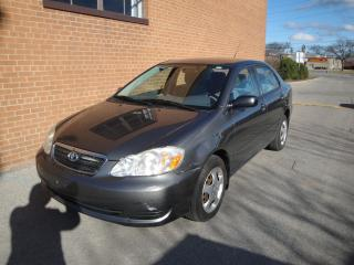 Used 2007 Toyota Corolla CE for sale in Oakville, ON