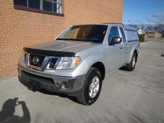 Used 2012 Nissan Frontier SV Rebuilt title for sale in Oakville, ON
