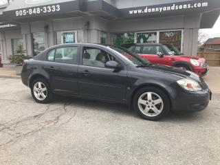 Used 2008 Pontiac G5 SE w/1SB for sale in Mississauga, ON