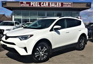 Used 2017 Toyota RAV4 LE|ALLOYS|REARVIEW|AWD for sale in Mississauga, ON