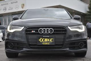 Used 2015 Audi S6 4.0T - WE FINANCE-NO ACCIDENTS - CARPROOF VERIFIED for sale in Oakville, ON