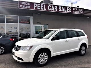Used 2016 Dodge Journey SE|BLUETOOTH|HEATEDSEAT|CERTIFIED AND MUCH MORE! for sale in Guelph, ON