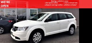 Used 2016 Dodge Journey SE| BLUETOOTH|HEATEDSEAT|AND MUCH MORE! for sale in Mississauga, ON
