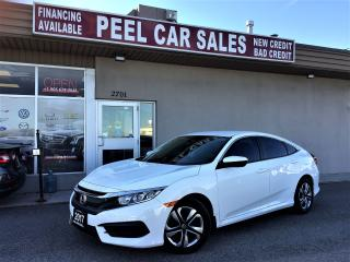 Used 2017 Honda Civic LX|REARVIEW|HEATEDSEAT for sale in Mississauga, ON