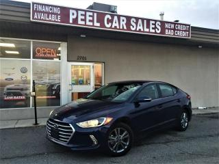 Used 2018 Hyundai Elantra GLS|SUNROOF|ALLOYS|REARVIEW for sale in Mississauga, ON
