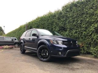 Used 2019 Dodge Journey BLACKTOP PACKAGE + SAFE & SOUND GROUP for sale in Surrey, BC