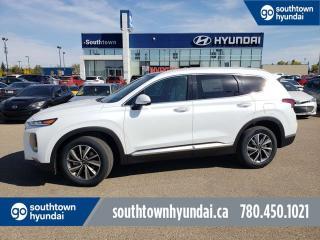 New 2019 Hyundai Santa Fe LUXURY 2.0T - Leather/360 Monitor/Pano Sunroof for sale in Edmonton, AB