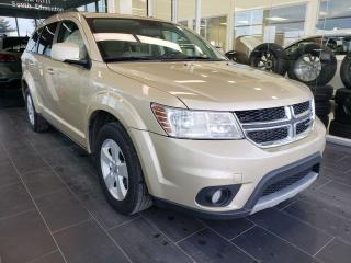 Used 2011 Dodge Journey SXT, BLUETOOTH, A/C for sale in Edmonton, AB