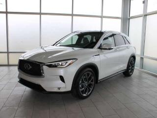 New 2019 Infiniti QX50 Sensory for sale in Edmonton, AB