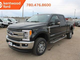 New 2019 Ford F-350 Super Duty SRW LARIAT ultimate pkg 618A 6.7L Power stroke V8 diesel 4x4 crew cab, NAV, heated/cooled power leather seats, trailer brake controller and tow pkg for sale in Edmonton, AB