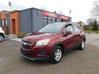 Used 2013 Chevrolet Trax LT|AWD|BACKUP CAM|* Only $130 Biweekly for sale in St. Thomas, ON