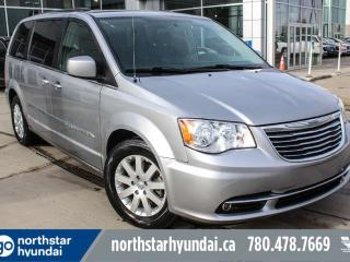 Used 2015 Chrysler Town & Country TOURING/POWERDOORSANDTAILGATE/BACKUP for sale in Edmonton, AB