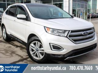 Used 2015 Ford Edge SEL AWD/LEATHER/SUNROOF/NAV/SYNC/ALLOYS for sale in Edmonton, AB