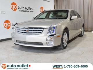 Used 2007 Cadillac STS AWD, Sunroof, Navigation, Push Start & Remote start for sale in Edmonton, AB