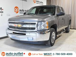 Used 2012 Chevrolet Silverado 1500 LS Cheyenne Edition 4x2 Extended Cab for sale in Edmonton, AB