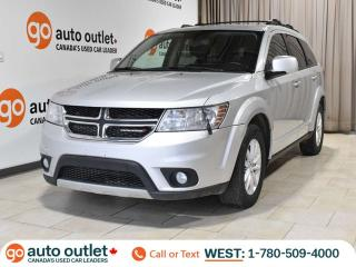 Used 2014 Dodge Journey SXT, Push Start, 3rd Row for sale in Edmonton, AB