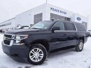 Used 2018 Chevrolet Suburban LS for sale in Peace River, AB