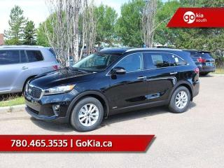 New 2019 Kia Sorento LX V6 PREMIUM; AWD, PUSH START, 7 PASS, HEATED SEATS/WHEEL, BACKUP CAMERA, BLUETOOTH, ANDROID AUTO/APPLE CAR PLAY for sale in Edmonton, AB