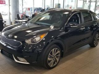 New 2019 Kia NIRO SX TOURING; BACKUP CAM, SUNROOF, KEYLESS ENTRY, WIRELESS PHONE CHARGER, BLUETOOTH AND MORE! for sale in Edmonton, AB