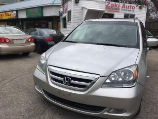 Used 2006 Honda Odyssey Touring/Safety Certification Included Asking Pric for sale in Toronto, ON