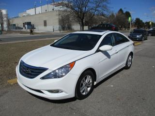 Used 2013 Hyundai Sonata GLS~LOW MILEAGE~SUNROOF~HEATED SEATS~CERTFIED for sale in Toronto, ON