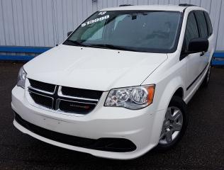 Used 2013 Dodge Grand Caravan C/V CARGO for sale in Kitchener, ON