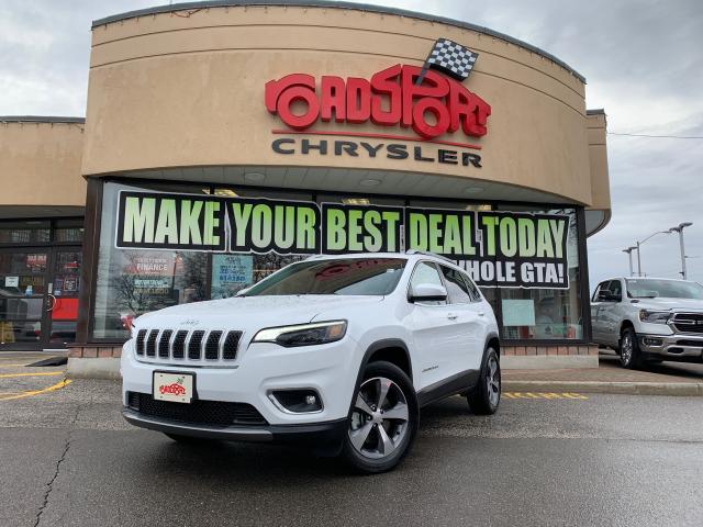 2019 Jeep Cherokee Limited+CO CAR+v6+4x4+LOADED