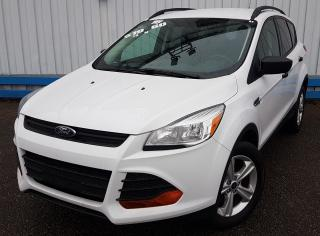 Used 2016 Ford Escape S AWD for sale in Kitchener, ON