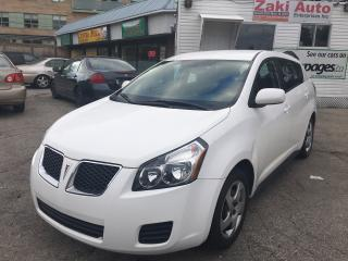 Used 2009 Pontiac Vibe Vibe/Safety Certification Included Asking Price for sale in Toronto, ON