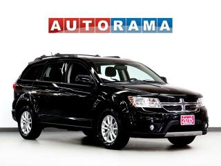 Used 2015 Dodge Journey SXT V6 7 Passenger for sale in Toronto, ON
