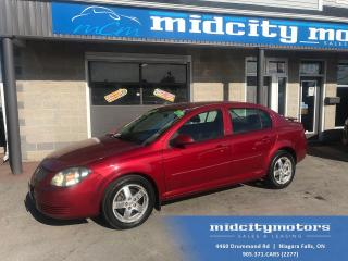 Used 2010 Pontiac G5 SE/ Remote Engine Start/IN-HOUSE FINANCE Available for sale in Niagara Falls, ON