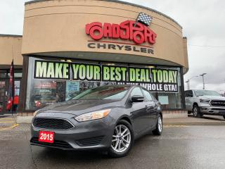 Used 2015 Ford Focus SE+AUTO+LOADED for sale in Toronto, ON