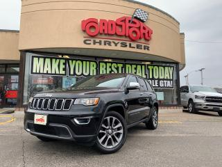 Used 2018 Jeep Grand Cherokee Limited+NAV+SUNROOF+LOADED for sale in Toronto, ON