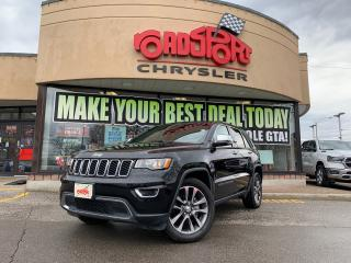 Used 2018 Jeep Grand Cherokee Limited+NAV+SUNROOF for sale in Toronto, ON
