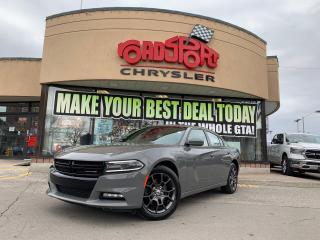 Used 2018 Dodge Charger GT+AWD+SUNROOF+CAPLAY-NAVIGATION for sale in Toronto, ON